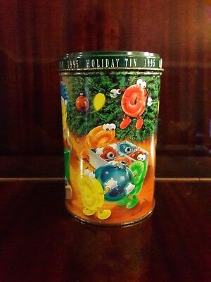 Lifesavers Limited Edition 1995 Collector Holiday Tin