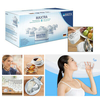 6 Pack Replacements Cartridges OF BRITA Maxtra Water Filter Jug Refills AU New