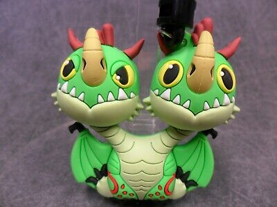 How to Train Your Dragon * Belch & Barf * Blind Bag Clip Key Chain Keychain