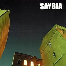 The Second You Sleep by Saybia   CD   condition acceptable