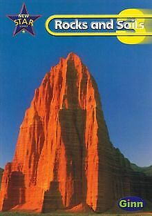 New Star Science Year 3/P4: Rocks and Soils Pupil's B... | Book | condition good