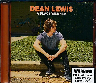 Dean Lewis A Place We Knew CD NEW
