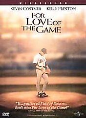 For Love of the Game (DVD, 2000) CLASSIC! Brand New/SEALED*  FAST FREE SHIPPING!