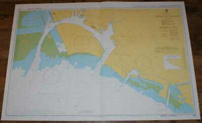 Nautical Chart No. 1368 United States - Hawaii, Island of Oahu, Honolulu Harbour