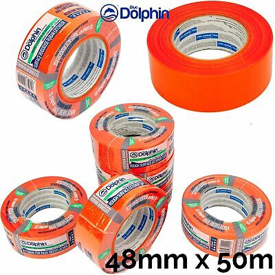 Professional Rough Surface Exterior Tape Clean Peel UV Resistant Long 48mm x50m