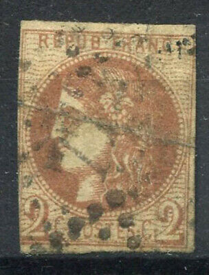 France 1870 Yv. 40B Oblitéré 40% 2C, Ceres