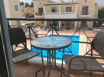 Self Catering Holiday Home Let Plus Pool Villa rent Paphos Cyprus Zeus Gardens