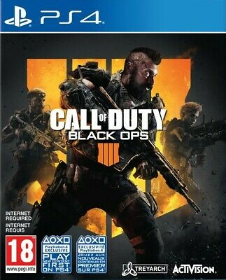 Call of Duty Black Ops 4 COD ps4