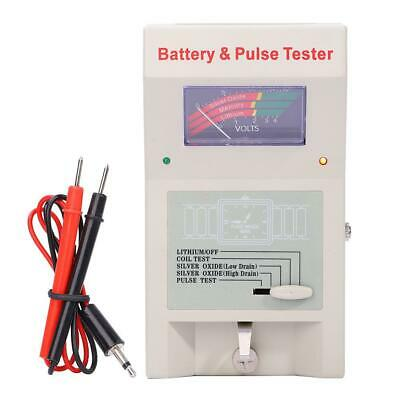 Quartz Watch Testing Tools Cell Battery Tester Watchmaker Repair Accessories Kit