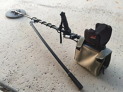 Easy Detector Swing Arm for all Metal Detectors - Minelab, Fisher, Garrett
