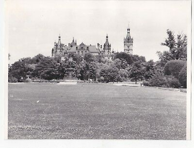 1960s BIG! Unknown castle to identify old Russian Soviet photo