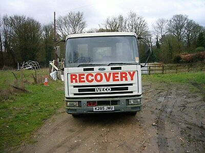 Iveco 7.5 NOW SOLD,  Recovery/ salvage yard to rent