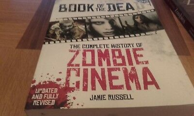 Book of the Dead Complete History of Zombie Cinema Book Jamie Russell
