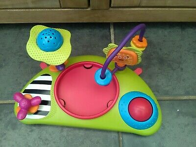 Mamas And Papas Snug Seat Activity Tray, Highchair Toy, Suction, Interactive