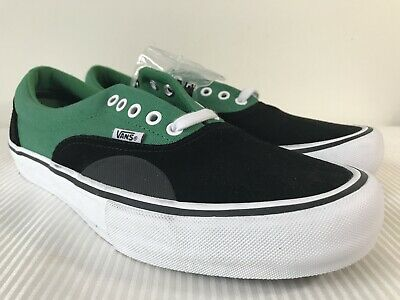 fc8035f7f0 Vans Era Pro Black Amazon Suede Sneakers VN000VFBU1K New W Box DS Men s SZ  11.5