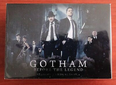 GOTHAM BEFORE THE LEGEND SEASON 1 Cryptozoic TRADING CARDS BASE SET
