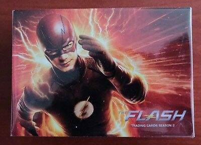 DC THE FLASH SEASON TWO Cryptozoic TRADING CARDS BASE SET OF CARDS