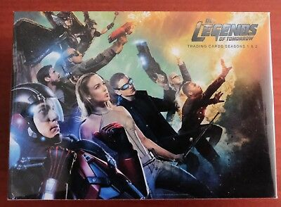 DC Legends of Tomorrow: Seasons 1 and 2  Cryptozoic TRADING CARDS BASE SET