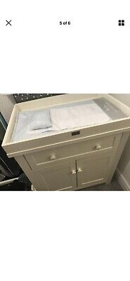 Nursery Furniture - Silver Cross Dresser Changing Table RRP £550