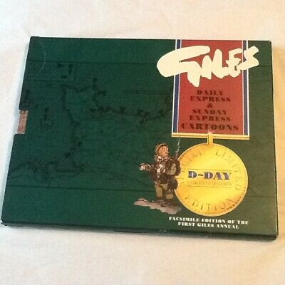 Giles Special D-Day Commemorative Edition, Facsimile Ed. of First Giles Annual