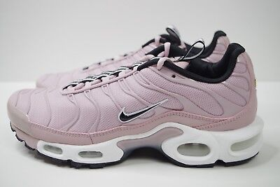 cec9c74aac NIKE AIR MAX Plus SE TN Tuned 1 Taped Particle Rose Pink Black White ...