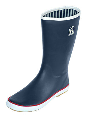 Rouchette Men's Wellies - Navy Blue