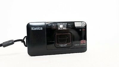 KONICA A4 35mm film point and shoot camera PARTS REPAIR