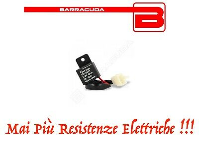BARRACUDA Relè Regolatore Intermittenza SPECIFICO per Frecce Aftermarket a LED
