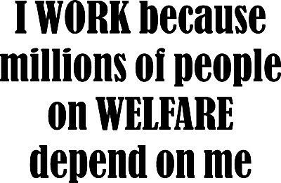 SPAY AND NEUTER PEOPLE Sticker Vinyl Decal political welfare animal rights abuse