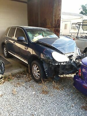 2006 Porsche Cayenne  porsche cayenne wrecked parts car