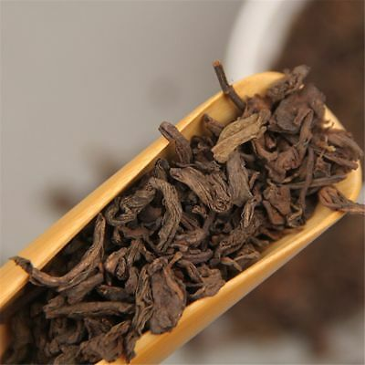 50g Chinese Yunnan Old Tree ripe Puer Loose Tea fragrant organic Puer healthy