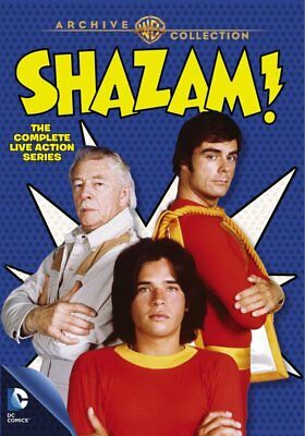 Shazam! The Complete Live-Action Series  FINALLY HERE! DVD