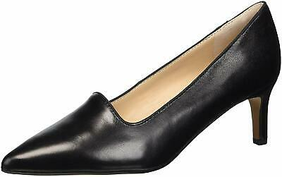 b99d35a1d65 Franco Sarto Womens Danelly Leather Pointed Toe Classic Pumps