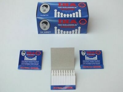 Styptic Alum Pencils Disposable-Stops Cuts Bleeding After Shaving(24 x20)480 PCS