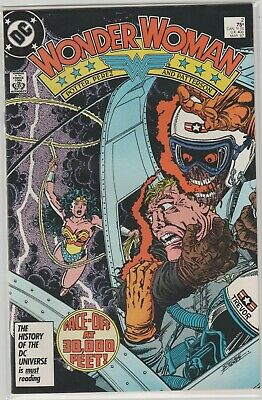 DC Comic WONDER WOMAN #s 2 & 3 George Perez Cover 1987