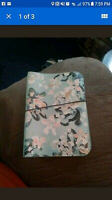 Travelers Notebook Cover Foral