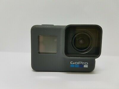 Gopro - Hero 6 - 4K 12 Mp Touchscreen Action Video Camera - Black - Bids From $1