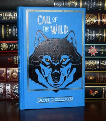 Call of the Wild by Jack London New Deluxe Collector's Edition Hardcover Gift
