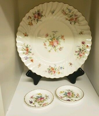 3 MINTON Marlow LARGE DINNER PLATE & more