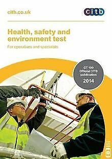 Health, Safety and Environment Test for Operati... | Book | condition acceptable
