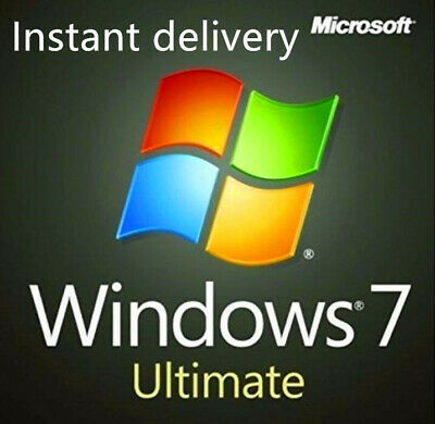 Windows 7 Ultimate 32/64Bit Lisence Key🔑  Instant Delivery +download link