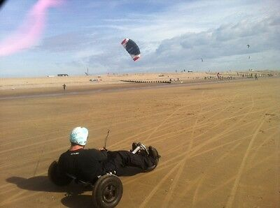 Kite Buggy Lesson for 2 people Camber Sands