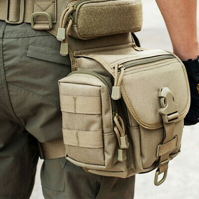 Fashion Military Camouflage Waterproof Pockets Tactical Backpack Hiking Bags