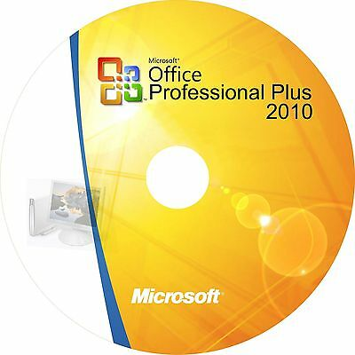 Microsoft Office 2010 Professional Plus 32/64 Bit Esd - Originale Fatturabile