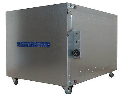 Powder Coating Oven NordicPulver Powder Paint Cure Oven for Powder Coat