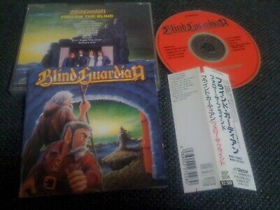 BLIND GUARDIAN / follow the blind /JAPAN LTD CD OBI
