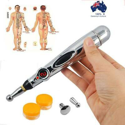 Accupuncture Pen Massage Pen Energy Pen Relief Pain Tool Meridian Therapy