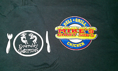 MIKE'S GIANT SUB'S Deli Grill Chicken Best Cheesesteak Central New Jersey Shirt