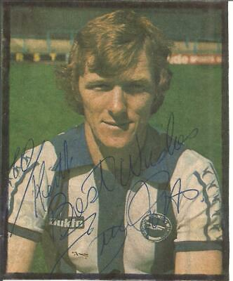 Football Autograph Eric Potts Signed Newspaper Picture Brighton FC F707