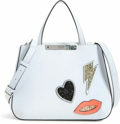 GUESS BRITTA EMBROIDERED Small Society Satchel98.00 $98.00